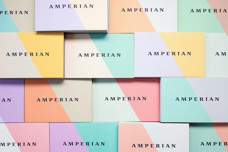 Amperian - kolorowe wizytowki