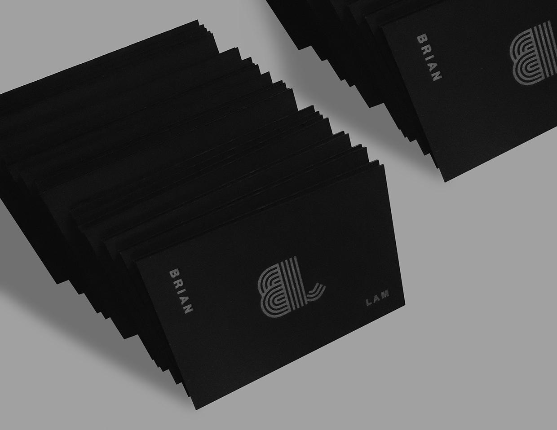 Brian Lam-Wizytowki-letterpress-czarny-karton