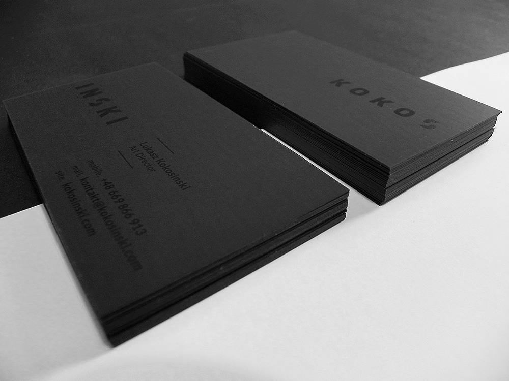 Kokosinksi-black-business-card