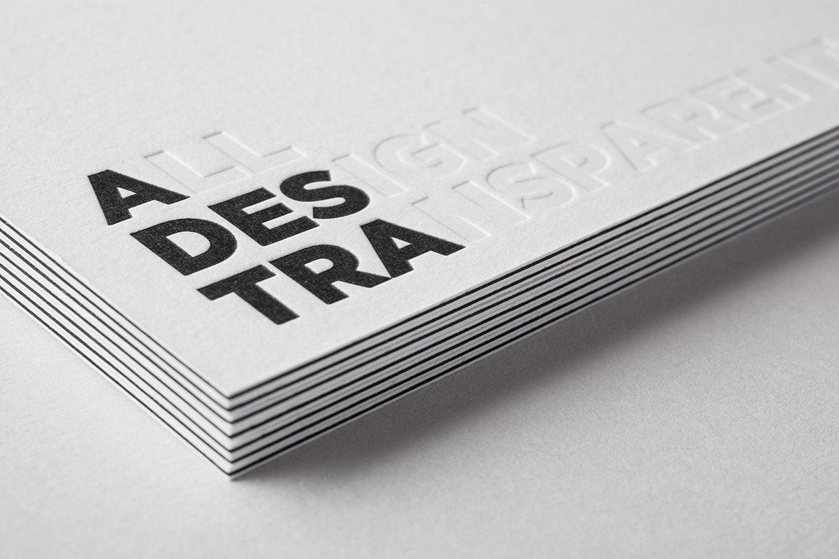 All Design Transparent-wizytówki-kaszerowane