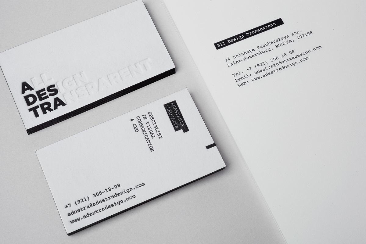 All Design Transparent-wizytówki-letterpress